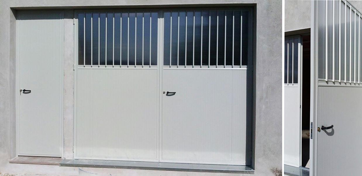 Porte da garage metalserrande s r l for Kit da garage 20x20