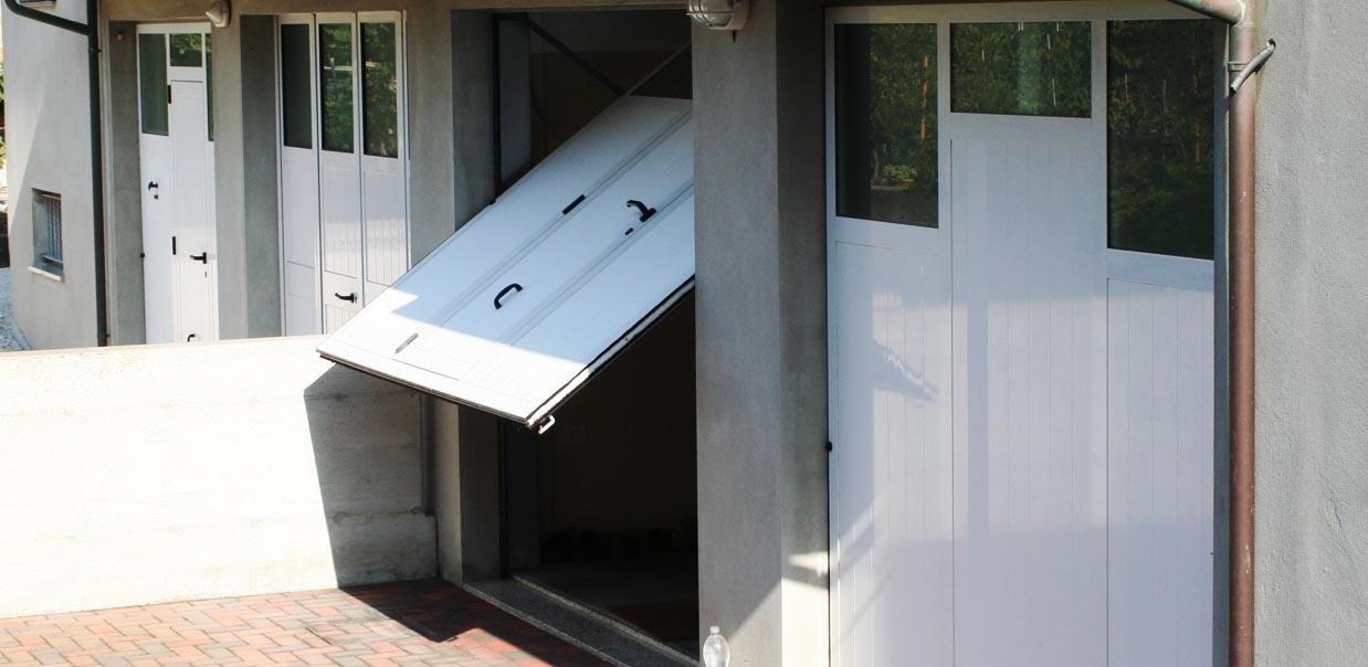 porta da garage basculante